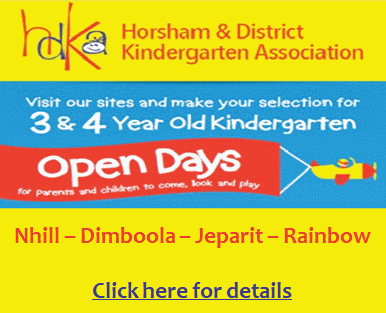 Kinder Open Days