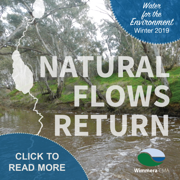 Wimmera CMA Winter Update