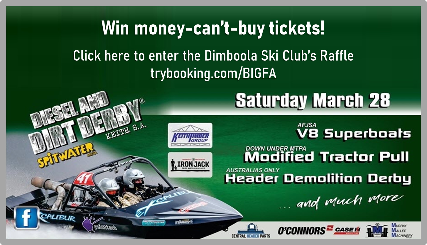 Dimboola Ski Club Raffle