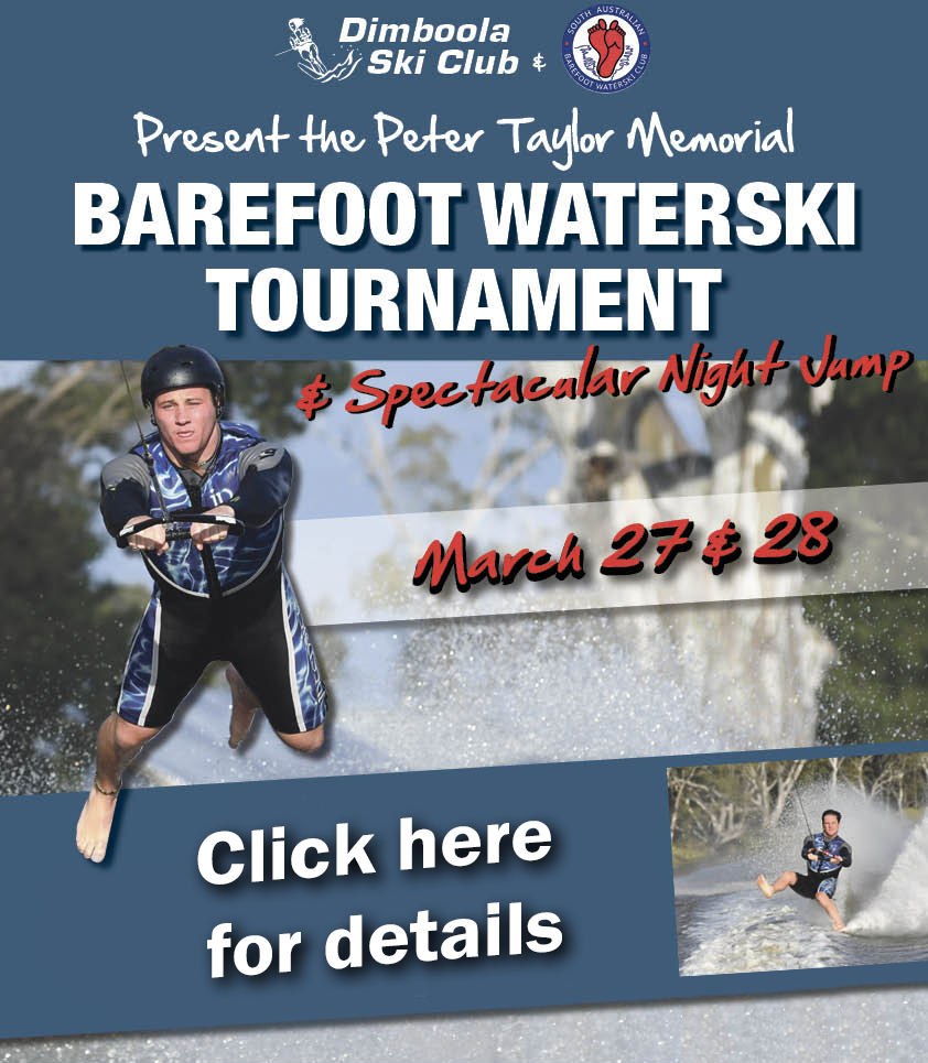 Peter Taylor Memorial Water Ski Event