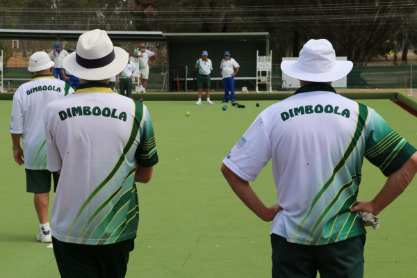 Dimboola Bowls | Mixed success in trying conditions