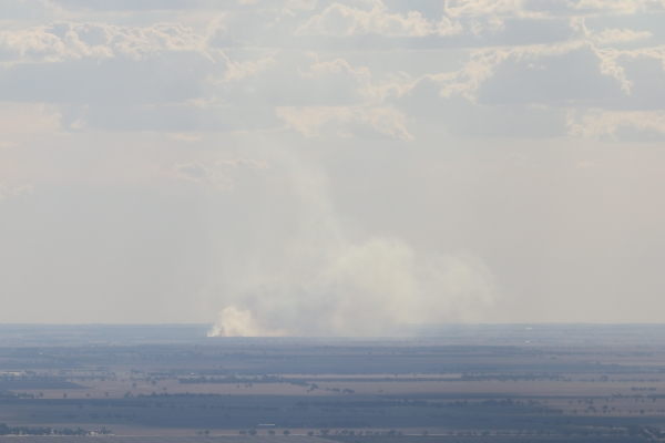 Planned Burn - Arapiles - Thursday 4th April