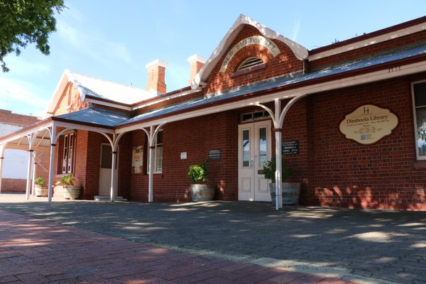 Minister to turn first sod on new Dimboola Library