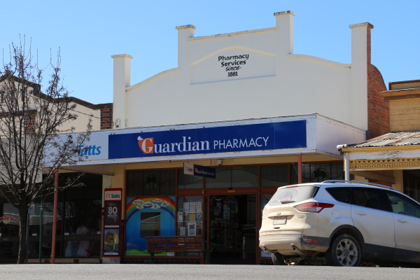 End of an era: Lardners sell Dimboola Pharmacy