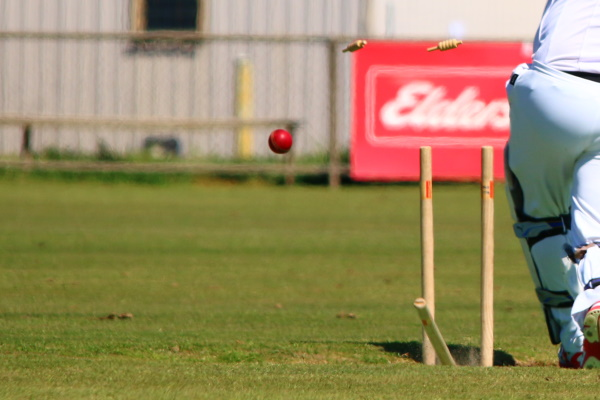 Cricket - A grade starts with a win