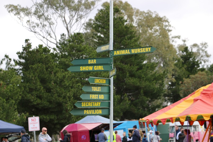 2019 Dimboola Show | Results