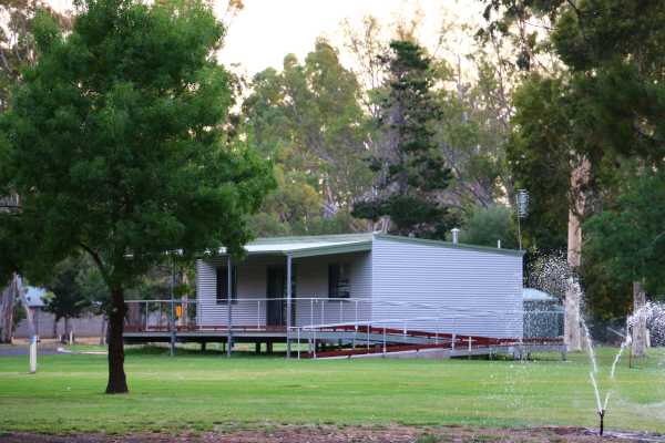 Caravan parks in Hindmarsh Shire close for holidaymakers