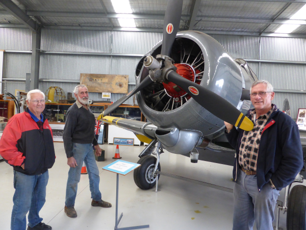 Nhill Aviation Heritage Centre to re-open this weekend