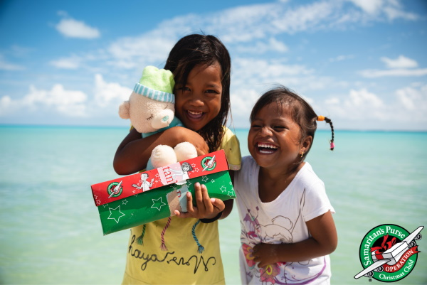 Operation Christmas Child powering ahead despite pandemic