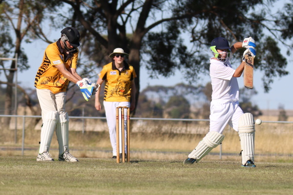 Cricket | Blackheath-Dimboola score decisive win