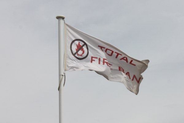 Total Fire Ban on Thursday