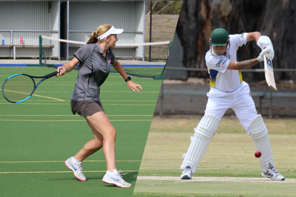 Tennis and Cricket finals commence tomorrow