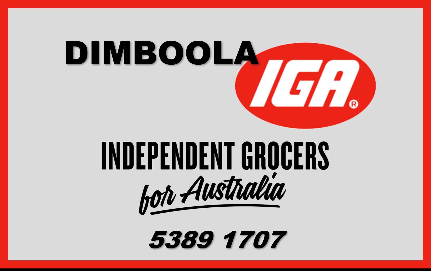 Dimboola IGA